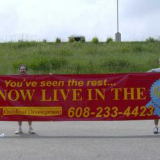 Customer Pick-Up | Banner