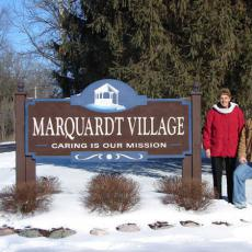 marquardt-village-sign